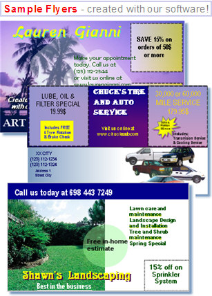 Easy Flyer Software Download Now Create Professional Business Flyers