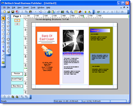 flyer maker software, label, letterhead, address labels, envelopes, name badge program